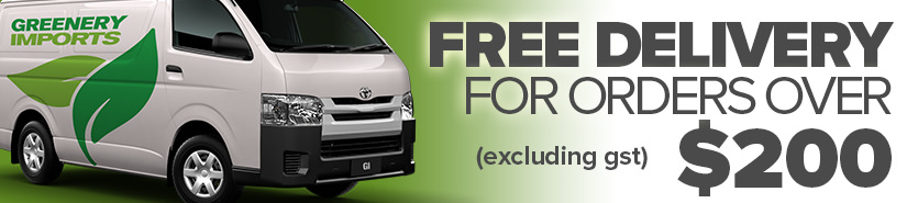 ** FREE SHIPPING FOR ORDERS OVER $200 ex GST **