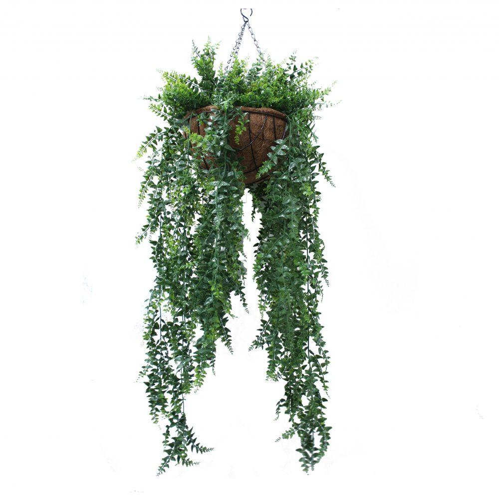 Hanging Artificial baskets