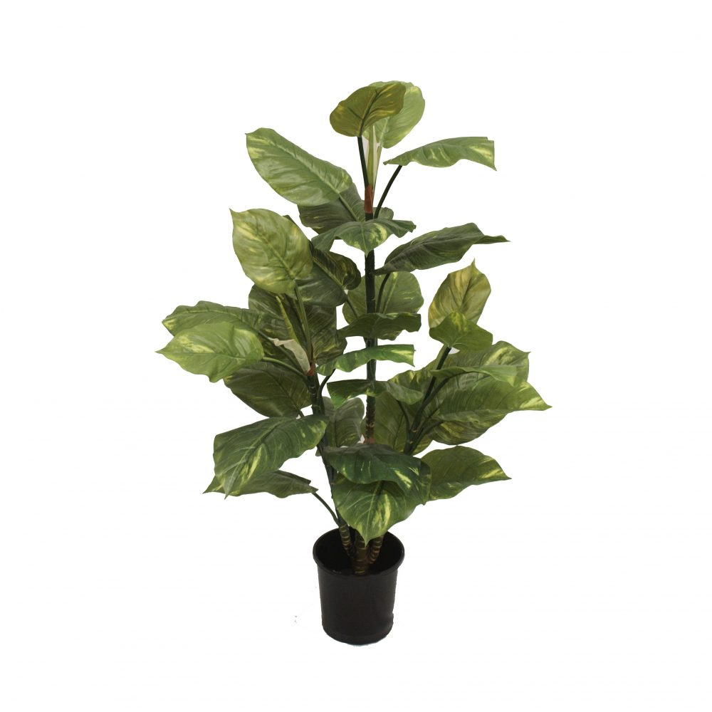 ARTIFICIAL POTHOS PLANT 90CM WITH 21 LEAVES